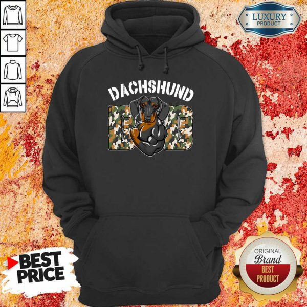 Original Dog Dachshund Hoodie