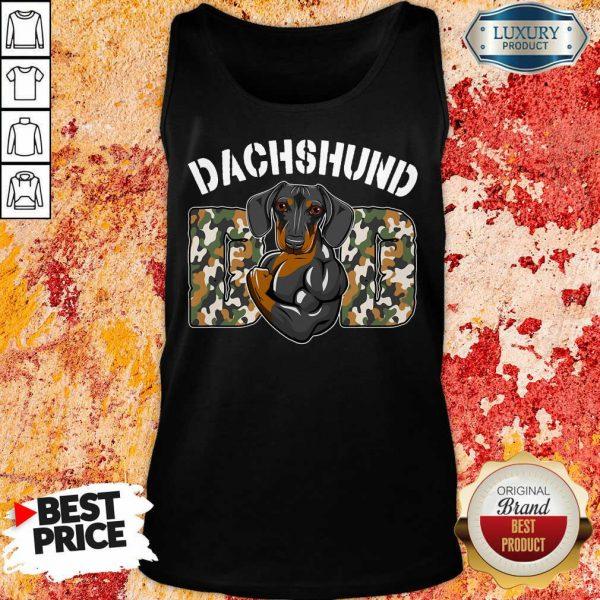 Original Dog Dachshund Tank Top