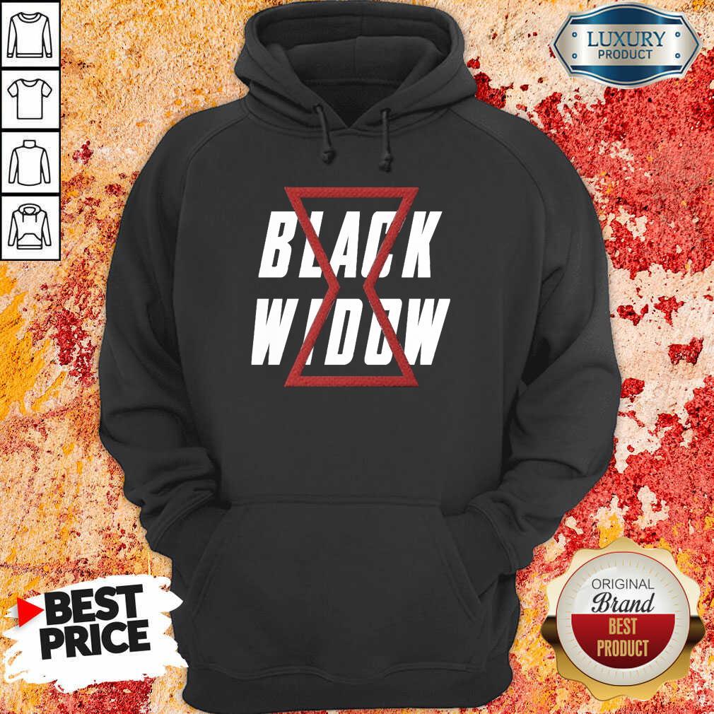 Premium Black Widow Hoodie