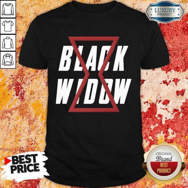 Premium Black Widow Shirt