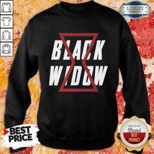 Premium Black Widow Sweatshirt