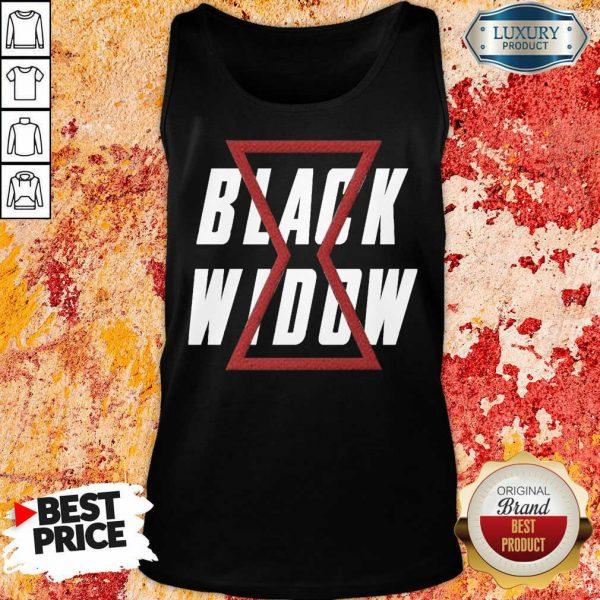 Premium Black Widow Tank Top