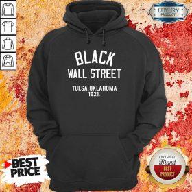 Black Wall Street Tulsa Oklahoma 1921 Hoodie
