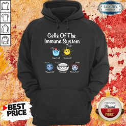 Cell Of The Immune System Hoodie