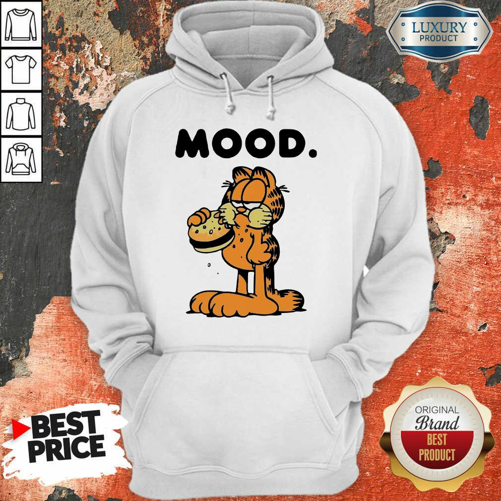 Garfield Mood Hoodie