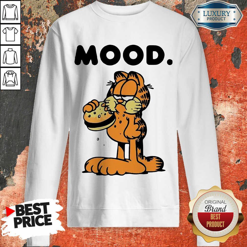 Garfield Mood Sweatshirt