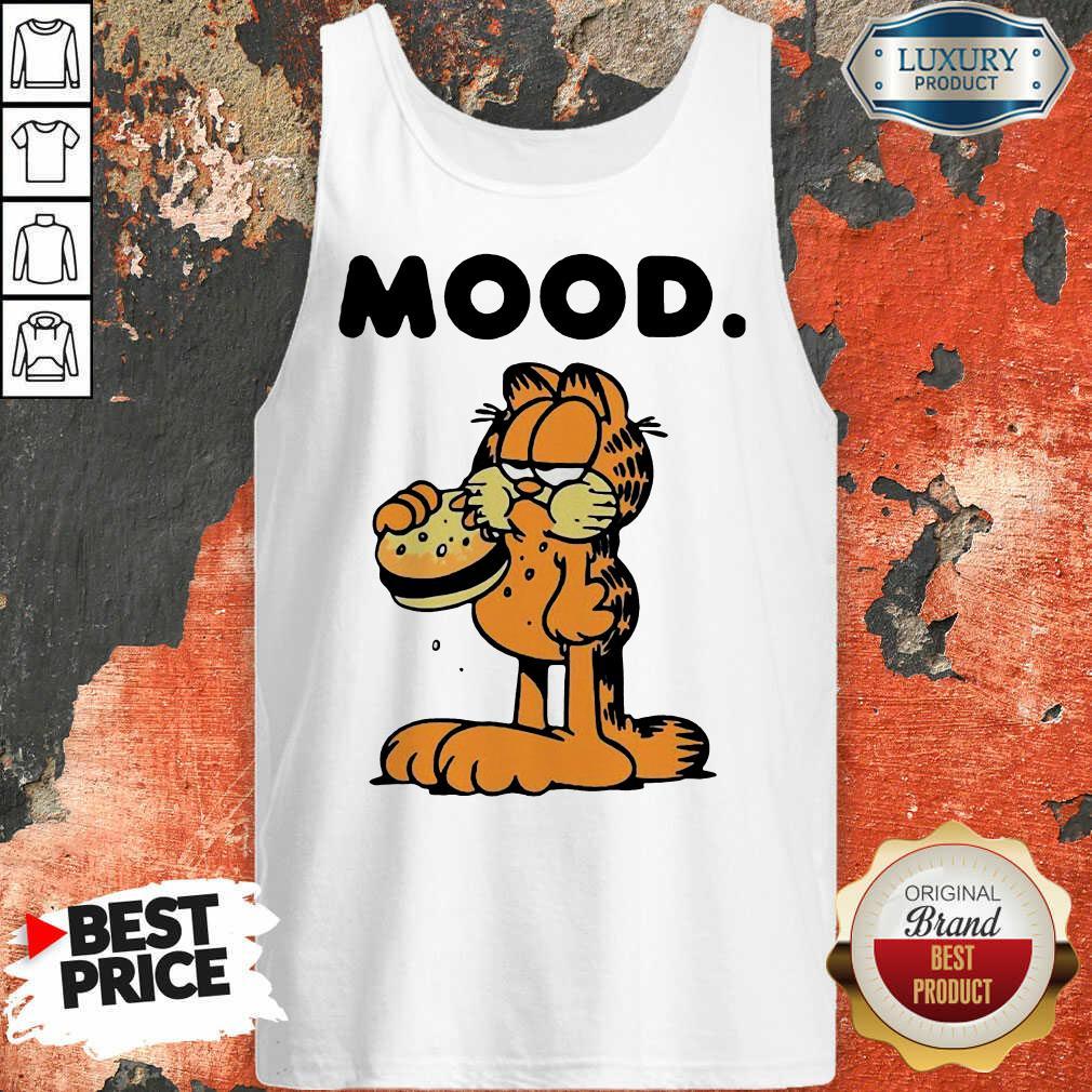 Garfield Mood  Tank Top