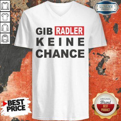 Gib Radler Keine Chance V-neck
